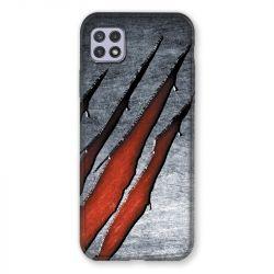 Coque Pour Samsung Galaxy A22 5G Texture Beton