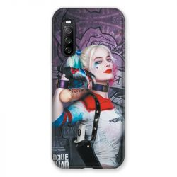 Coque Pour Sony Xperia 10 III (3) Harley Quinn Batte