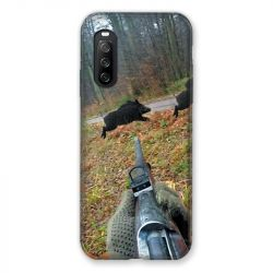 Coque Pour Sony Xperia 10 III (3) Chasse Vision Tir