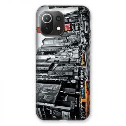 Coque Pour Xiaomi Mi 11 Lite 4G / 5G Amerique USA New York Taxi