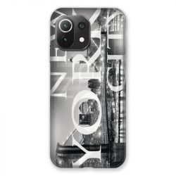 Coque Pour Xiaomi Mi 11 Lite 4G / 5G Amerique USA New York