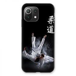 Coque Pour Xiaomi Mi 11 Lite 4G / 5G Judo Noir