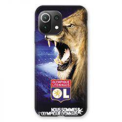 Coque Pour Xiaomi Mi 11 Lite 4G / 5G Licence Olympique Lyonnais - Rage de vaincre
