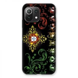 Coque Pour Xiaomi Mi 11 Lite 4G / 5G Portugal Arabesque