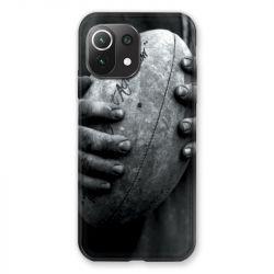 Coque Pour Xiaomi Mi 11 Lite 4G / 5G Rugby Ballon Vintage