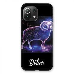 Coque Pour Xiaomi Mi 11 Lite 4G / 5G Signe Zodiaque 2 Bélier