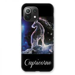 Coque Pour Xiaomi Mi 11 Lite 4G / 5G Signe Zodiaque 2 Capricorne