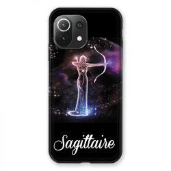 Coque Pour Xiaomi Mi 11 Lite 4G / 5G Signe Zodiaque 2 Sagittaire