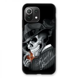 Coque Pour Xiaomi Mi 11 Lite 4G / 5G Tete de Mort family business