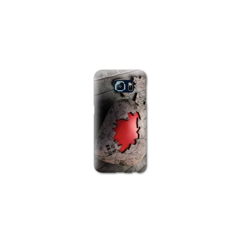 Coque pour Samsung Galaxy S6 amour