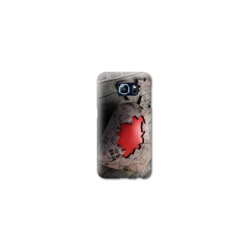 Coque Samsung Galaxy S6 amour