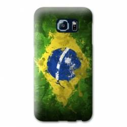 Coque Samsung Galaxy S6 Bresil