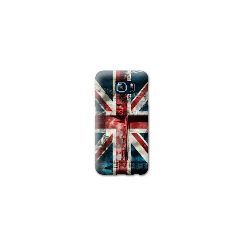 Coque pour Samsung Galaxy S6 Angleterre