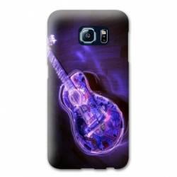 Coque Samsung Galaxy S6 guitare