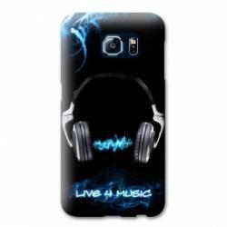 Coque Samsung Galaxy S6 techno