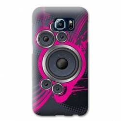 Coque Samsung Galaxy S6 techno