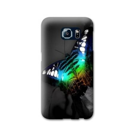 Coque Samsung Galaxy S6 papillons