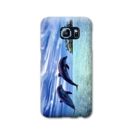 Coque Samsung Galaxy S6 animaux