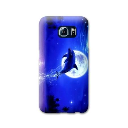 Coque Samsung Galaxy S6 animaux