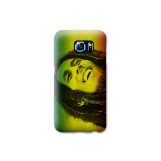 Coque pour Samsung Galaxy S6 Bob Marley