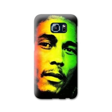 Coque Samsung Galaxy S6 Bob Marley