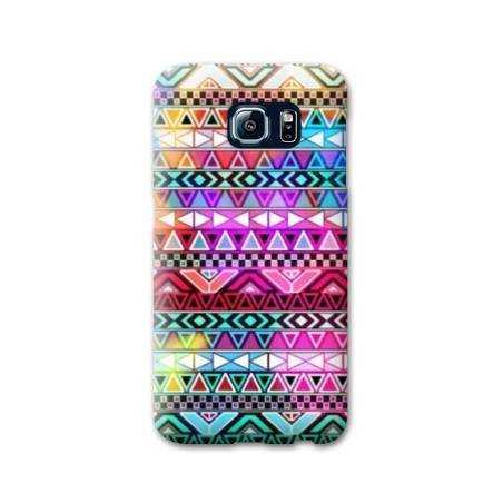 Coque Samsung Galaxy S6 motifs Aztec azteque