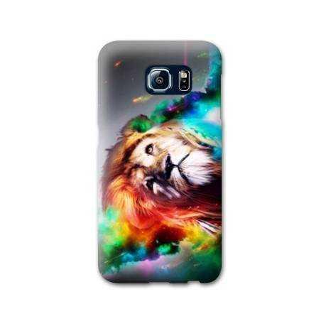Coque Samsung Galaxy S6 felins