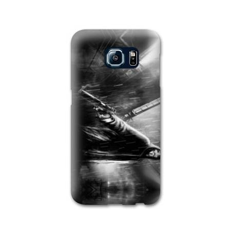 Coque Samsung Galaxy S6 Anonymous