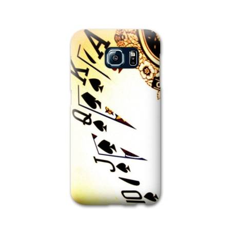 Coque Samsung Galaxy S6  Casino
