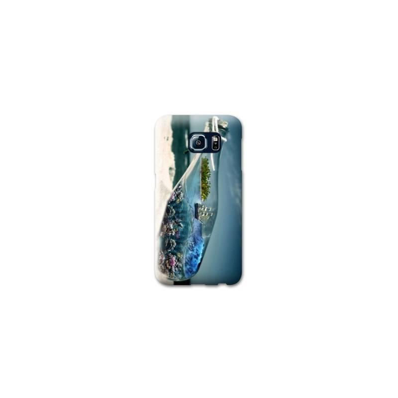 Coque Samsung Galaxy S6  Mer
