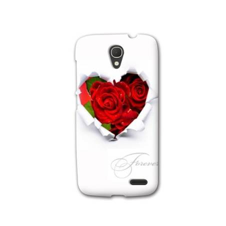 Coque HTC Desire 620  amour