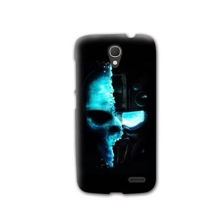 Coque HTC Desire 620  tete de mort