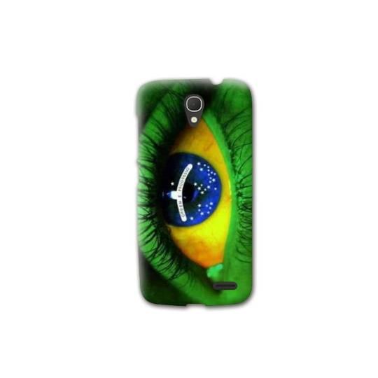 Coque pour HTC Desire 620  Bresil