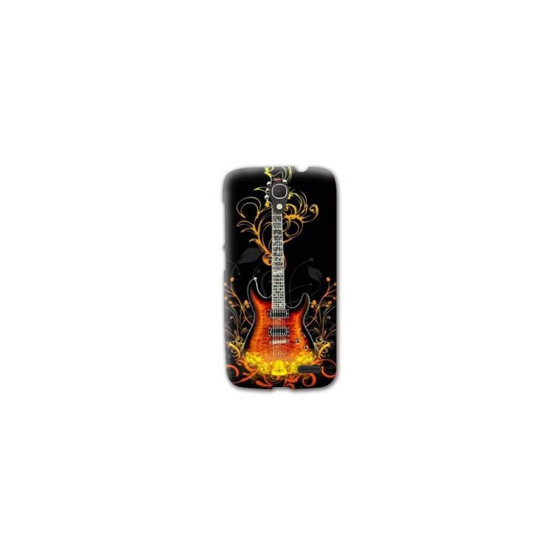 Coque HTC Desire 620  guitare