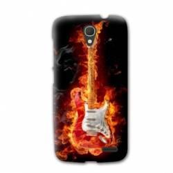 Coque HTC Desire 620  guitare