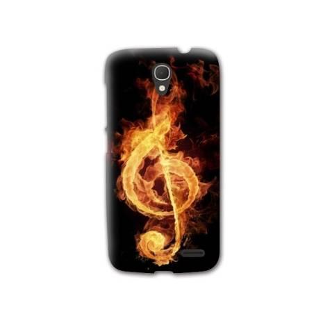 Coque HTC Desire 620  Musique