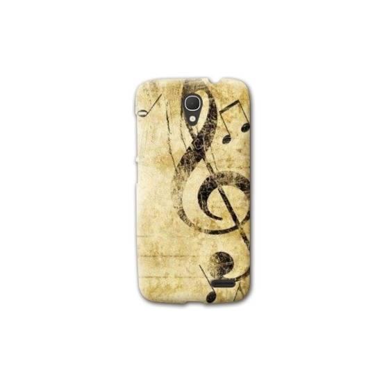Coque pour HTC Desire 620  Musique