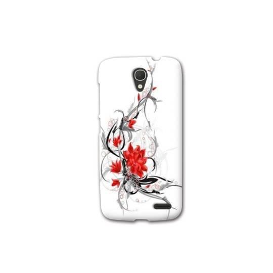 Coque pour HTC Desire 620  fleurs
