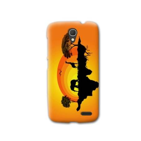 Coque HTC Desire 620  savane