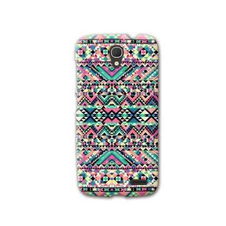 Coque HTC Desire 620  motifs Aztec azteque