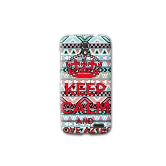 Coque HTC Desire 620  Keep Calm