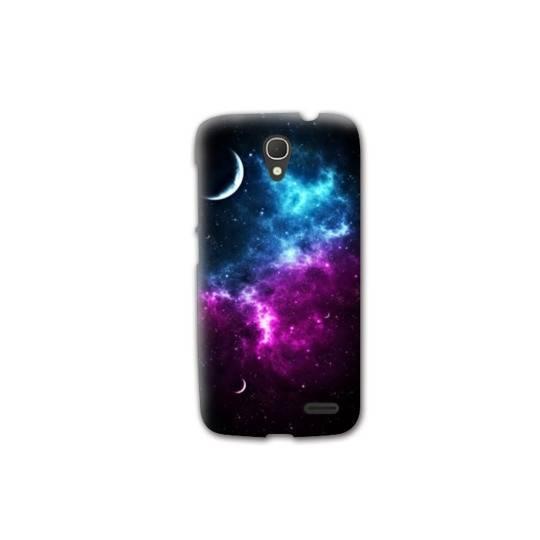Coque HTC Desire 620  Espace Univers Galaxie