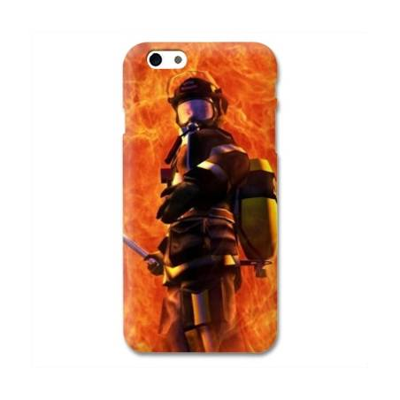 Coque Iphone 6  pompier police