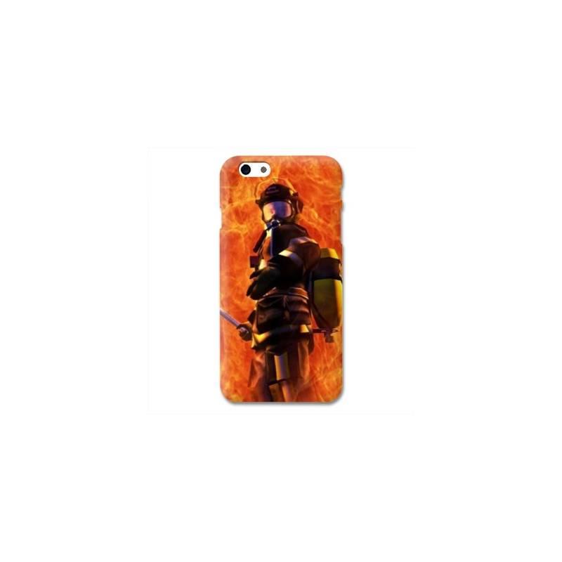 coque iphone 6 plus pompier