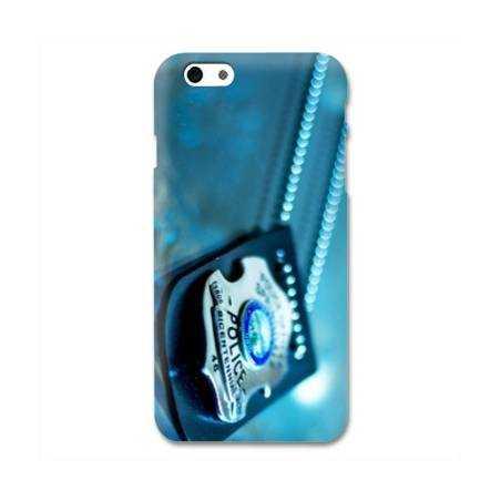 Coque Iphone 6 plus +  pompier police