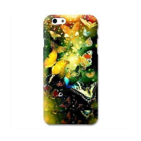 Coque Iphone 6 plus + papillons