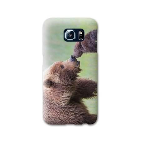 Coque Samsung Galaxy S6  animaux 2