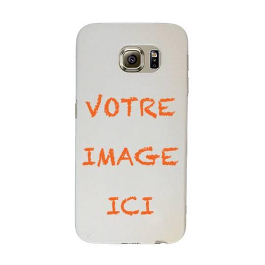 Coque Pour Samsung Galaxy S6 Edge Personnalisee