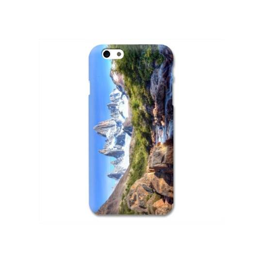 Coque Iphone 6 plus / 6s plus  Montagne