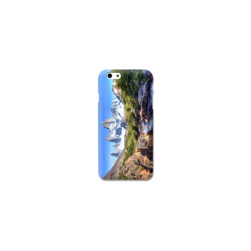 Coque Iphone 6 plus / 6s plus  Montagne